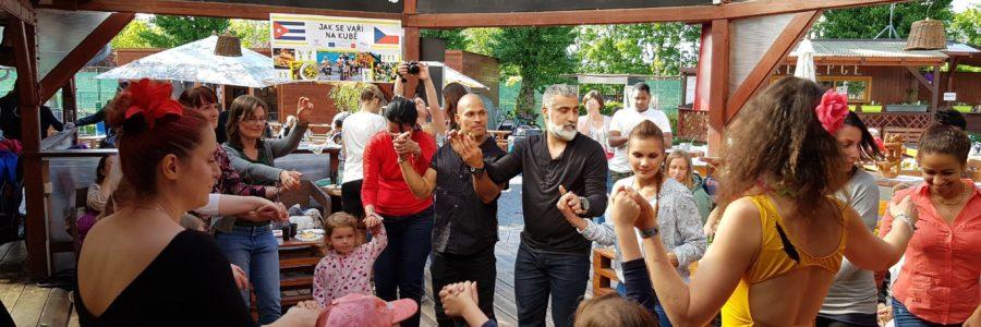 Charitativní den v latinsko-amerických rytmech